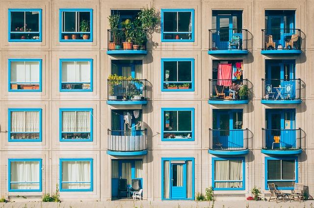 Okna harmonijkowe