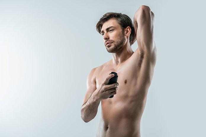 Męska ochrona przed poceniem się. Poznaj działanie antyperspirantu dla mężczyzn