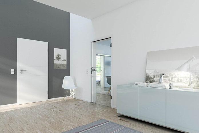 Drzwi wejściowe - nieodłączny element domu