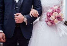 Najmłodsi goście weselni