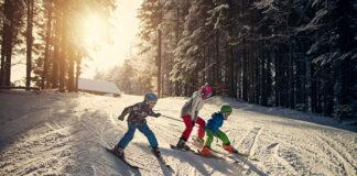 Bardzo profesjonalnie zorganizowany obóz narciarski