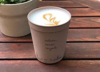Kubek do kawy na wynos potrzebny od zaraz