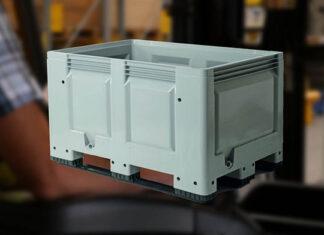 Pojemniki plastikowe 1000 litrów